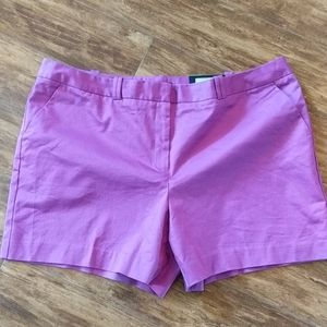 Worthington Modern Fit Palace Orchid Shorts 16